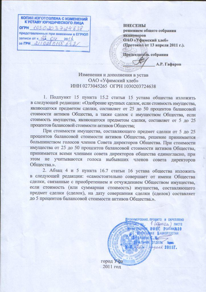 Как самостоятельно внести изменения в устав - Kazan-avon